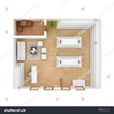 Celebrity Reflection Floor Plan Retail Store Interior Floor Plan 3d Stock Illustration 182577209