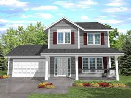 2 story houses inspiring design ideas 8 2 story house plan 016h homepeek