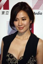 hong kong stars with bob haircuts china s hot stars shine at filmart 3 people s daily online