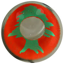 dueba cosplay lens christmas tree red green halloween contact lens