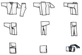 Ohio how to fold a suit for travel images How to fold your karate gi like a japanese jpg
