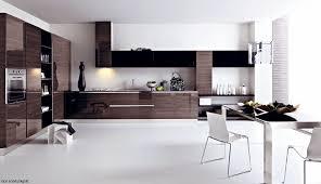 two tone kitchen cabinets modern dark color countertop black