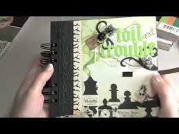 Youtube Halloween Crafts - 443 best mini albums halloween images on pinterest mini albums