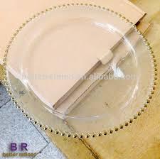 cheap plates for wedding wedding flora glass charger plates wedding flora glass charger