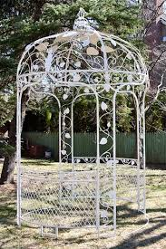 wedding arches bunnings metal gazebo bunnings homes design