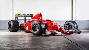 formula mazda for sale 1989 ferrari 640 f1 car for sale drivetribe