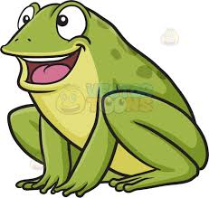 frog clipart cartoon images