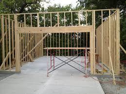 garage doors framing plans for garage door openinggarage specs