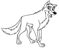 download balto coloring pages ziho coloring