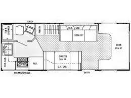 catalina rv floor plans coachmen catalina 220rk rvs for sale