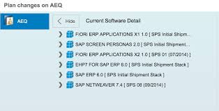 maintenance planner issue migrate system to s 4 hana