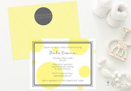mod baby shower la rue louise new at la rue mod dot shower invitation