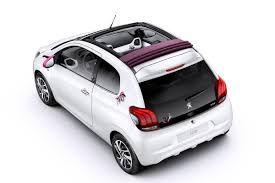 peugeot purple peugeot 108 open top motor inn santorini rental system