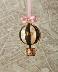 neiman cortina air balloon ornament