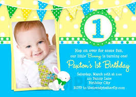 1st birthday invitation card wordings charming 1st birthday