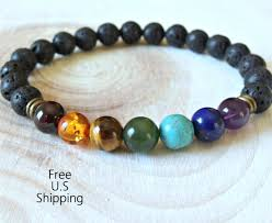 energy bracelet mens images Valuable design chakra bracelets mens seven chakras bracelet wrist jpg