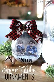 best 25 diy photo ornaments ideas on