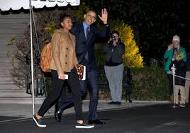 Obama Hawaii by Obama Family Back In Hawaii For Annual Christmas Vacation Wtop
