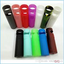 Casing Silicone Ego Aio wholesale newest ego aio d22 silicone single rubber cover for