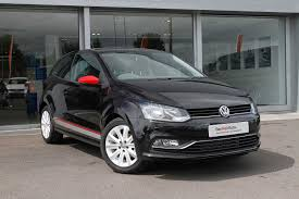 volkswagen polo 2016 black used volkswagen polo beats black cars for sale motors co uk