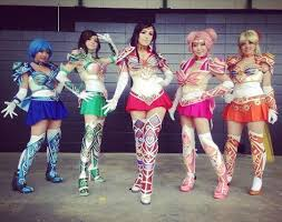 Halloween Costumes Sailor Moon Battle Sailor Moon Cosplay Jessica Nigri Cosplay
