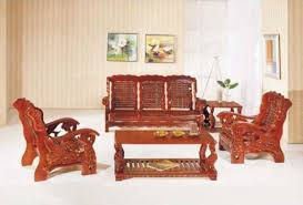 home design attractive sofa set design wooden wood home sofa set