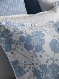 florence broadhurst spotted floral chambray quilt cover set holy