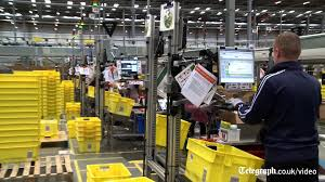amazon black friday cnn money behind the scenes at amazon u0027s black friday youtube
