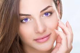 purple eye color what color contacts should i get allaboutvision com