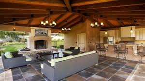 rustic outdoor kitchen peeinn com