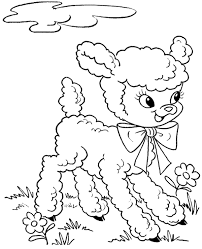 easter coloring pages 6 print color free