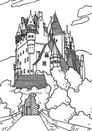 castle coloring pages mandalas u0026 coloring castles