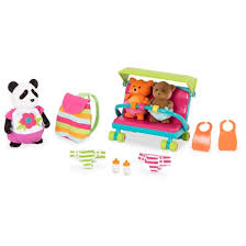 themed l li l woodzeez themed playset babysitting target