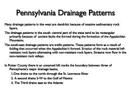 What Is Trellis Drainage Pattern Pennsylvania Drainage Patterns 1210077511687611 9 Thumbnail 4 Jpg Cb U003d1210052256