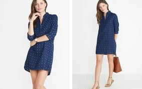 juniper shirt dress u2013 marine layer