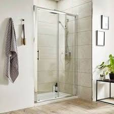 turin easy fit sliding shower door 1000mm shower doors doors