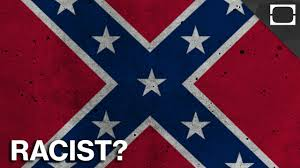 Blue And White Flag Cross How Is The Confederate Flag Youtube