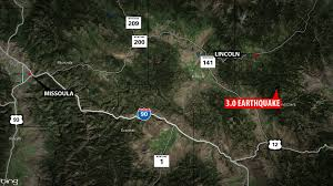 Billings Montana Map by Another Earthquake Shakes Western Montana Ktvq Com Q2