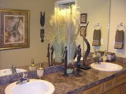 safari bathroom ideas africa themed bathroom decor