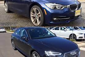 audi a4 comparison driving comparison 2016 bmw 328i vs 2016 audi a4