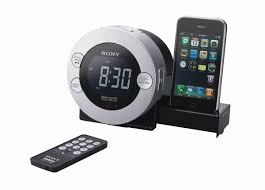 amazon com sony icfc7ip 30 pin iphone ipod clock radio dock