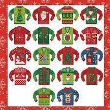 18 sweater ultimate collection cross stitch pdf