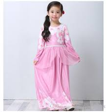 new years dresses for kids 2018 girl s muslim dresses 2018 autumn sleeve printed flowers