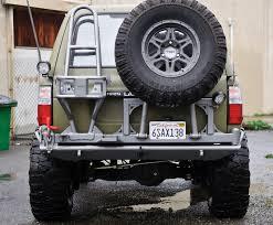 lexus lx470 for sale sacramento for sale 4x4labs 80 series rear bumper single swingout norcal