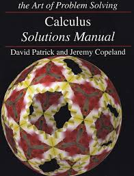 art of problem solving calculus textbook and solutions manual 2