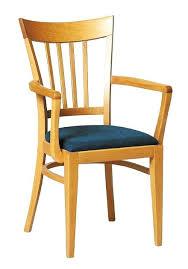 fauteuil cuisine fauteuil cuisine design impressionnant chaise bois avec accoudoir