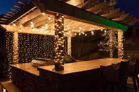 Patio Lights Backyard Oasis With Patio Lighting