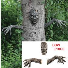 Light Up Halloween Tree by Avon Light Up Haunted House Ebay