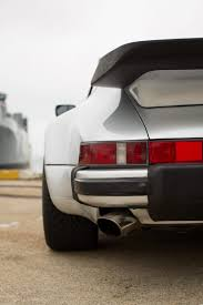 porsche 930 whale tail ruf modified 1987 porsche 930 turbo u2022 petrolicious