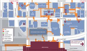 Sony Centre Floor Plan Restaurants Downtown Toronto Toronto Financial District
